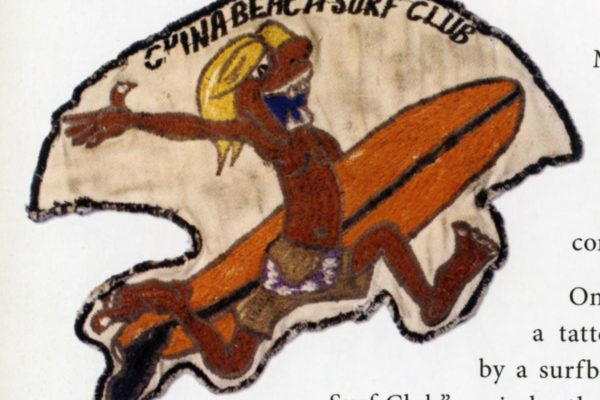 China Beach surf patch, BTL p 52