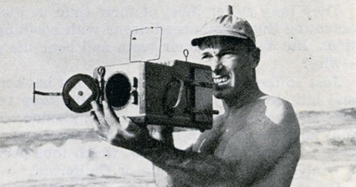 Doc Ball's Camera