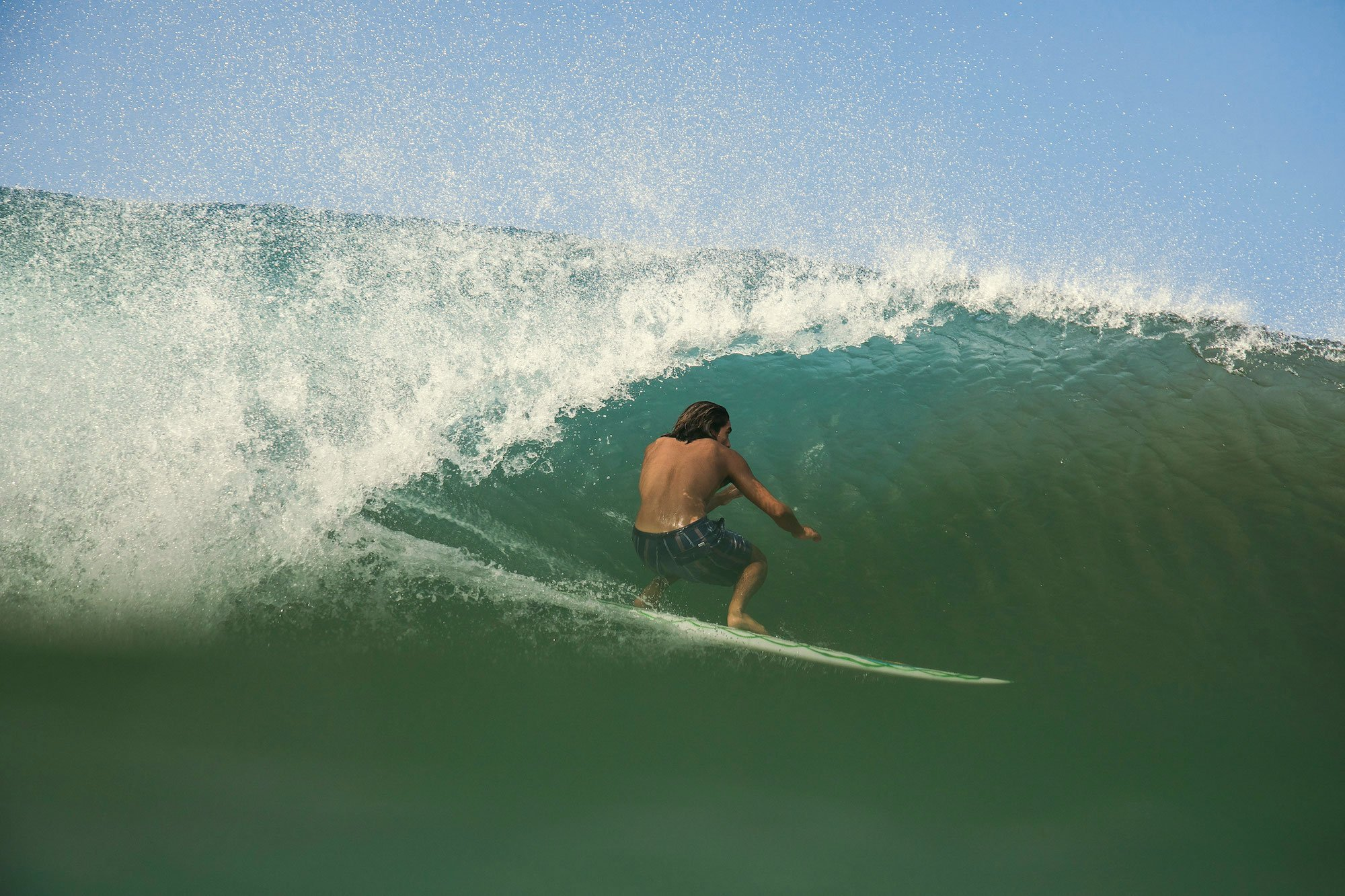 """""""Making Waves"""" inductee Zack Flores"""