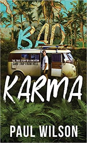 Bad karma book paul wilson